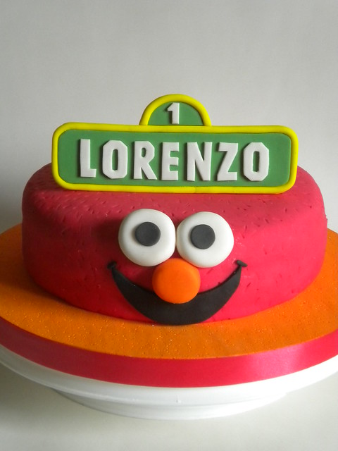 Torta Plaza Sesamo | Flickr - Photo Sharing!