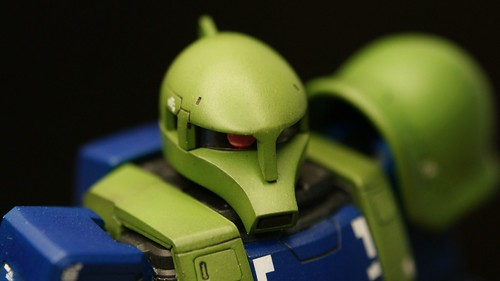 Real Grade 1/144 - MS-05 Zaku I - Completed 1 -