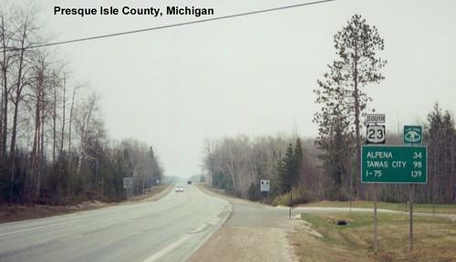 Presque Isle County MI