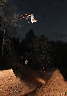 Aaron Day backflip