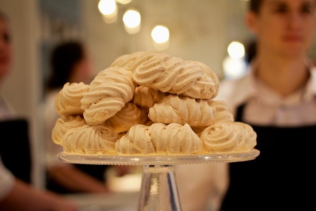 Meringue at Sébastien Gaudard