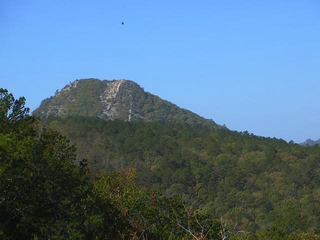 how tall is pinnacle mountain