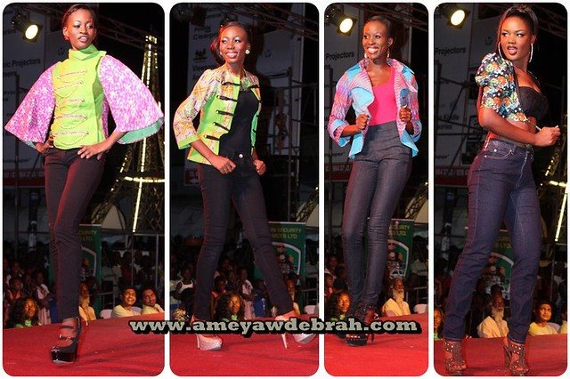 8108371626 94db065818 z Fashion meets beauty and music as Miss Ghana holds street fashion show on Osu Oxford Street