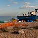 Aldeburgh Fishing Boat