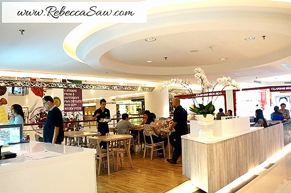 Just Heavenly Cafe - Bangsar Shopping Centre-003