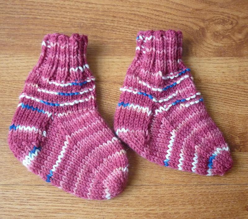 Jubilee Baby Socks