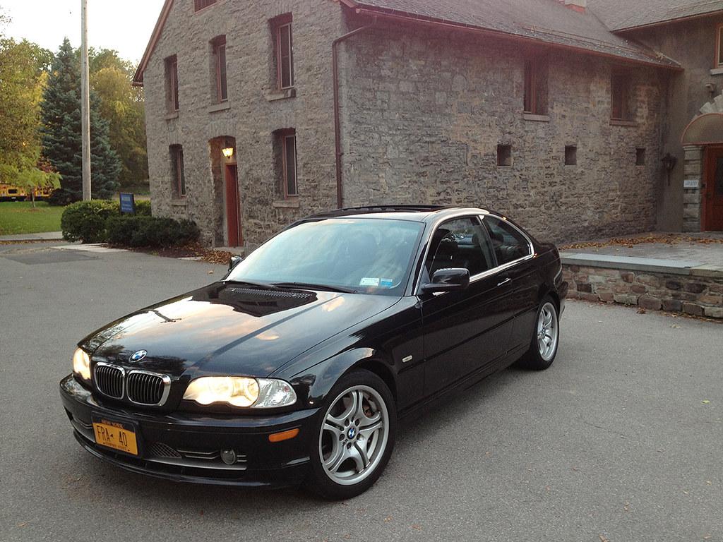 E Coupe FS Upstate NY E BMW Ci Coupe BlackBlack - Bmw 330 coupe