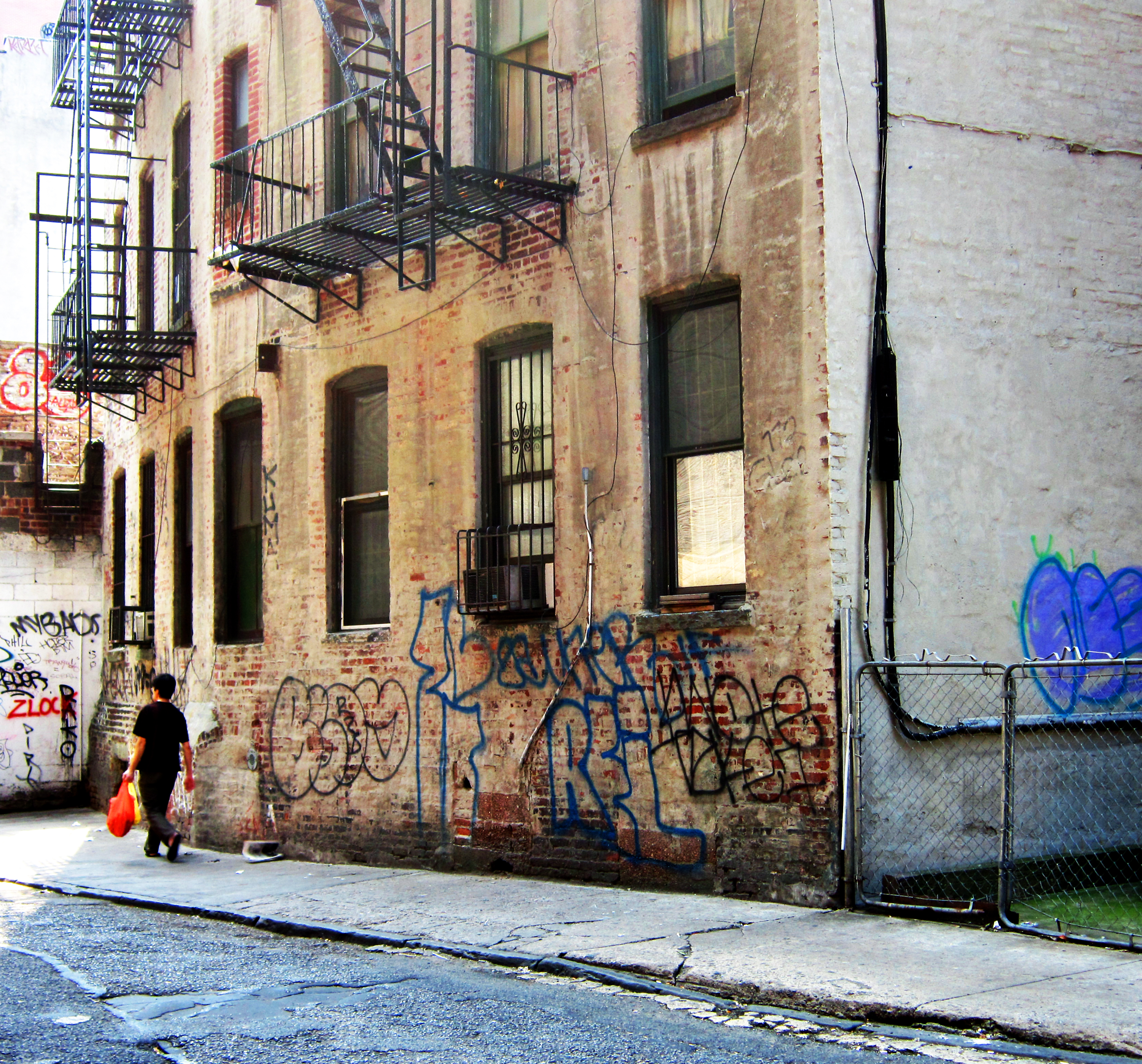 Mechanics Alley