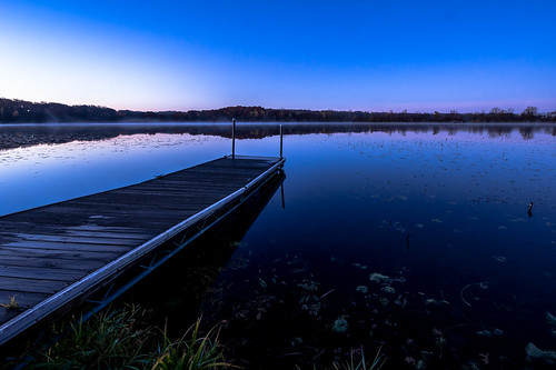 park morning blue autumn light summer sky usa sun lake nature water wisconsin night sunrise landscape photography pier boat fishing pond glow angle state image pentax hunting wide sigma wideangle photograph springs cadiz recreation bluehour 1020mm 2012 k5 beckman browntown sigma1020mmf456exdc kohlbauer beckmanlake cadizsprings cadizspringsstaterecreationarea piersecl hardpancom marckohlbauer