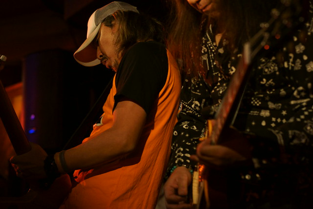 First-AID Spray live at Thumbs Up, Yokohama, 20 Oct 2012. 451