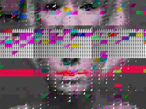Pixel sorting