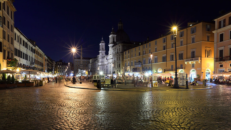 Navona Night