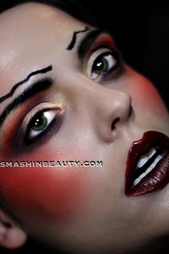 fantasy makeup SmashinBeauty 2