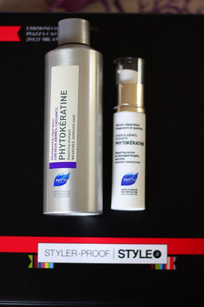 Haircare Pytokératine