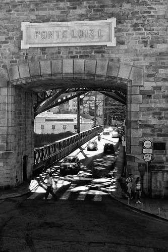 Ponte D Luís I by @uroraboreal