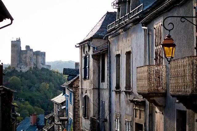Najac (Fortaleza de los Condes de Toulouse)