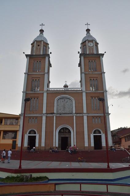 Imagen de la Parroquia San José de Genova, Quindio