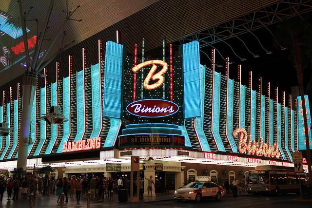 binions casino