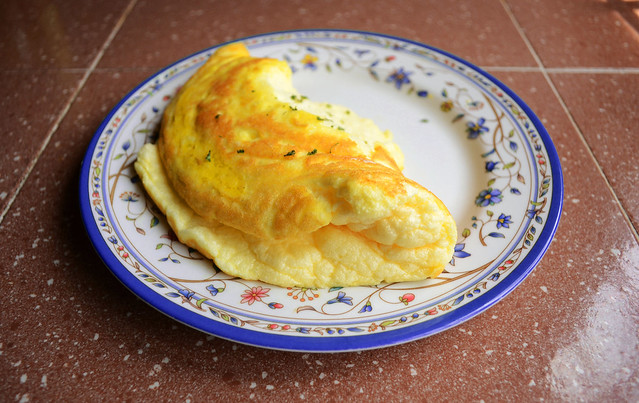 Omelette Souffle | Flickr - Photo Sharing!
