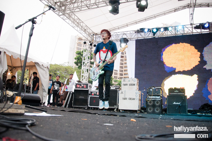 Foto Pee Wee Gaskins Live @ Hai Day 2012 Photo by Achmad Hafiyyan Faza