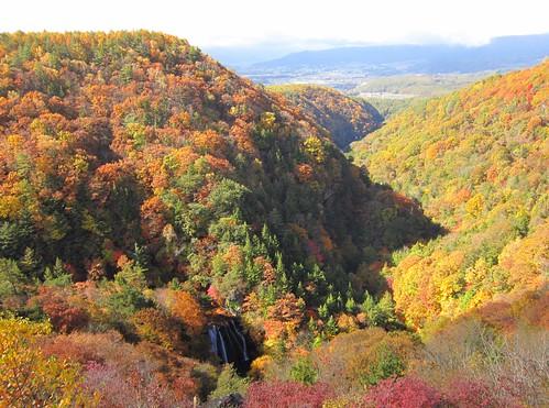 王滝と横谷渓谷 2012年10月29日10:37 by Poran111