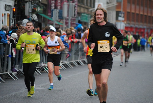 The 33rd Dublin City Marathon - October 29th 2012
