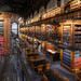 lincoln's inn library by mariusz kluzniak