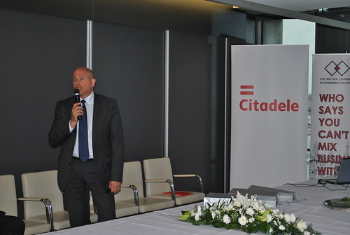 Business After Hours at Citadele