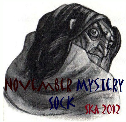 November Mystery Sock photo
