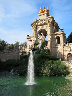 10-24 Ciutadella and Arc de Triomf 006