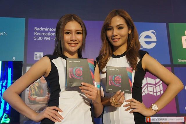 [Events] Windows 8 Malaysian Launch