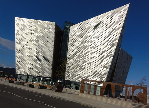 Titanic Belfast Visitor Attraction in Belfast