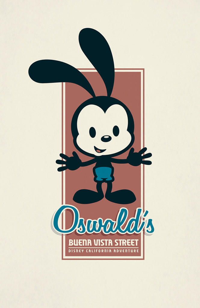 Oswald's on Buena Vista St