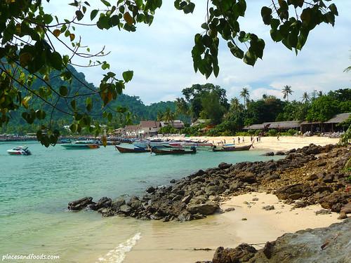 phi phi island view