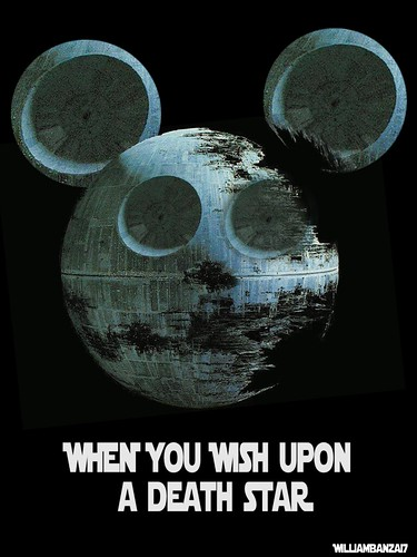 WHEN YOU WISH UPON A DEATH STAR by Colonel Flick