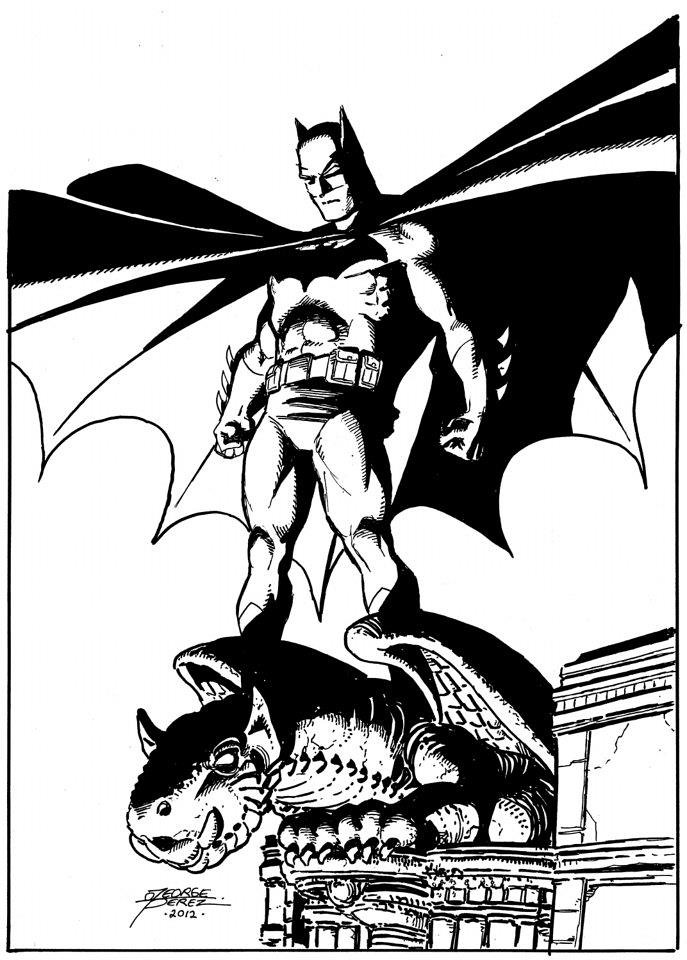 Batman by George Perez