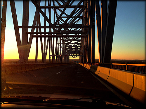 bridge-driving