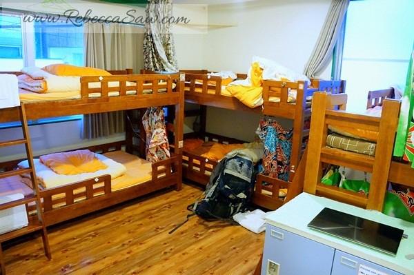 J-hoppers hostel - fukushima Osaka Japan (6)