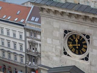 Imagen de Budapest desde la torre de San Esteban