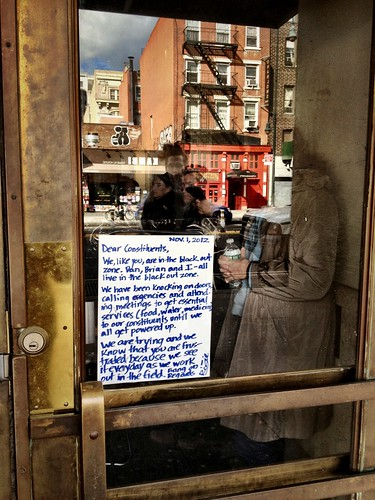 Dear Constituents - After Sandy - New York City by Vivienne Gucwa
