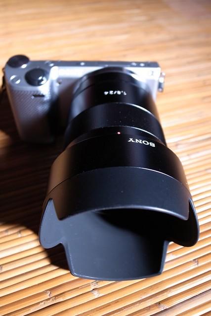 Review : NEX-5R