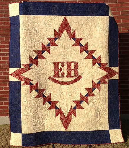 Everette Blackburn Rockin' Rodeo Quilt