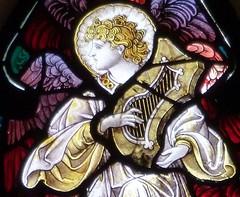 Cardiff, St John The Baptist Church - Stained Glass Windows