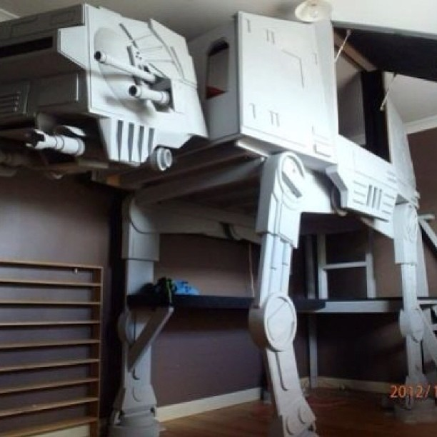 Custom Project Free Access Coolest Bunk Beds In The World