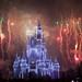 1230 Magic Kingdom, Fireworks Show by movies05