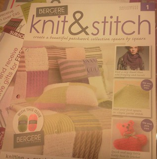knit & stitch cover