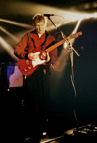 Davy O'List live