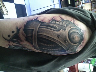 BIOMECHANIC TATTOO