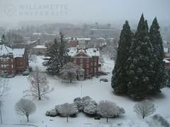 Willamette University Biology