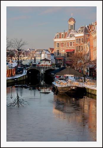 Nieuwe Rijn Leiden by hans van egdom